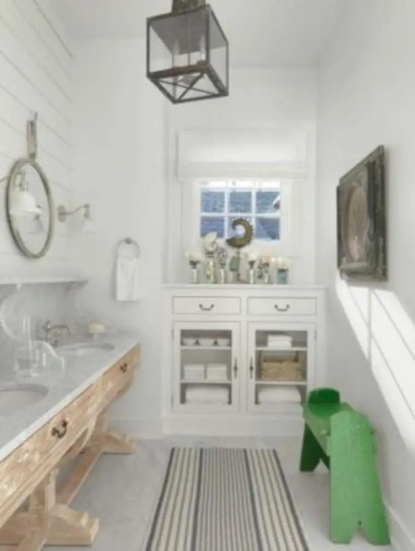 Amazing coastal retreat bathroom inspiration 29