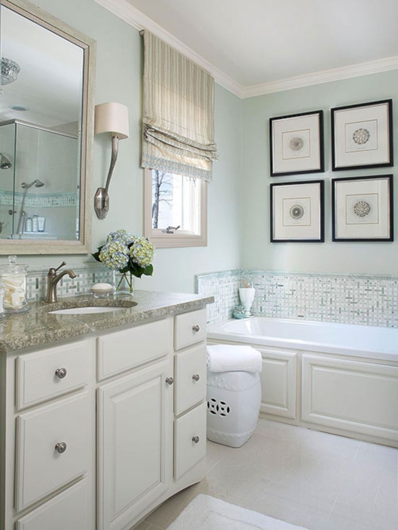 Amazing coastal retreat bathroom inspiration 31