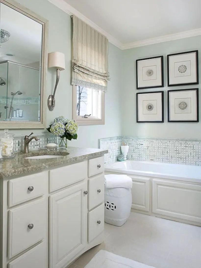 Amazing coastal retreat bathroom inspiration 31