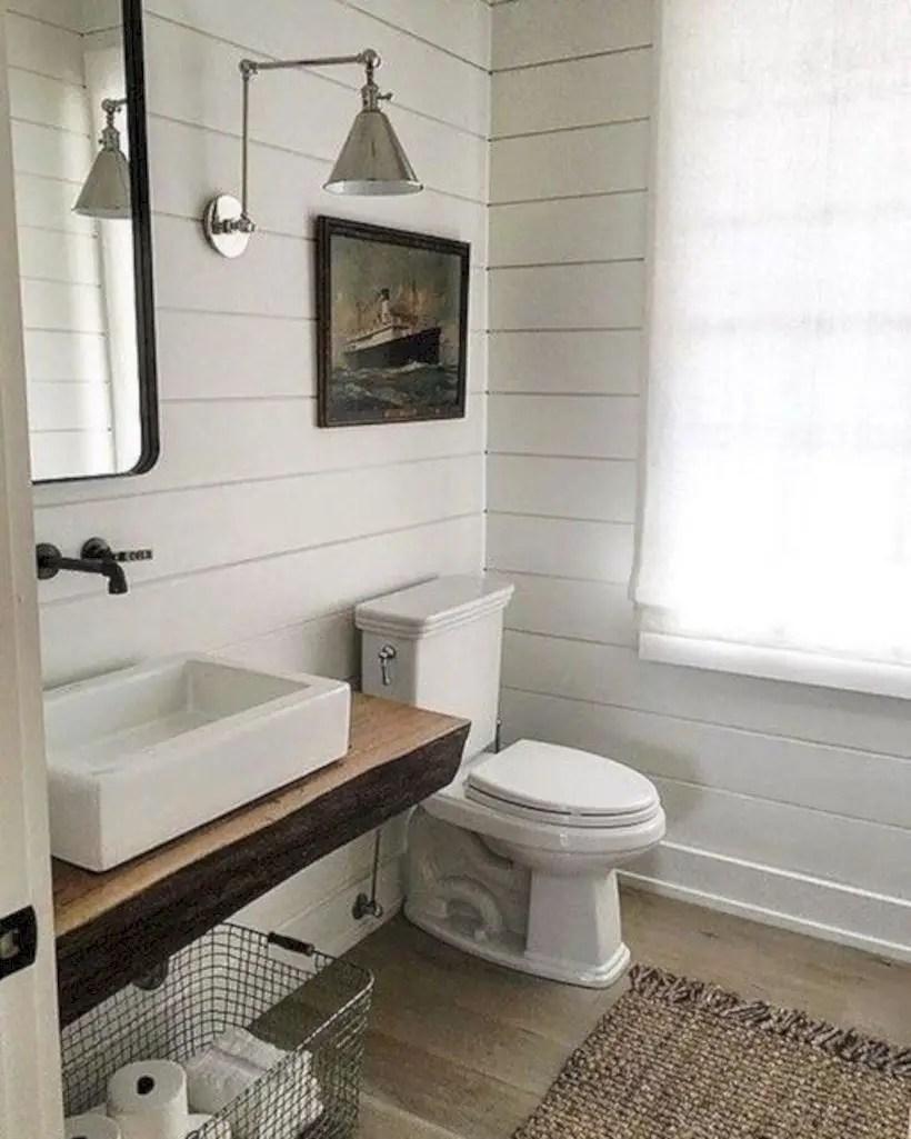 Amazing coastal retreat bathroom inspiration 36