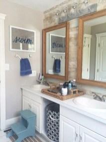 Amazing coastal retreat bathroom inspiration 37