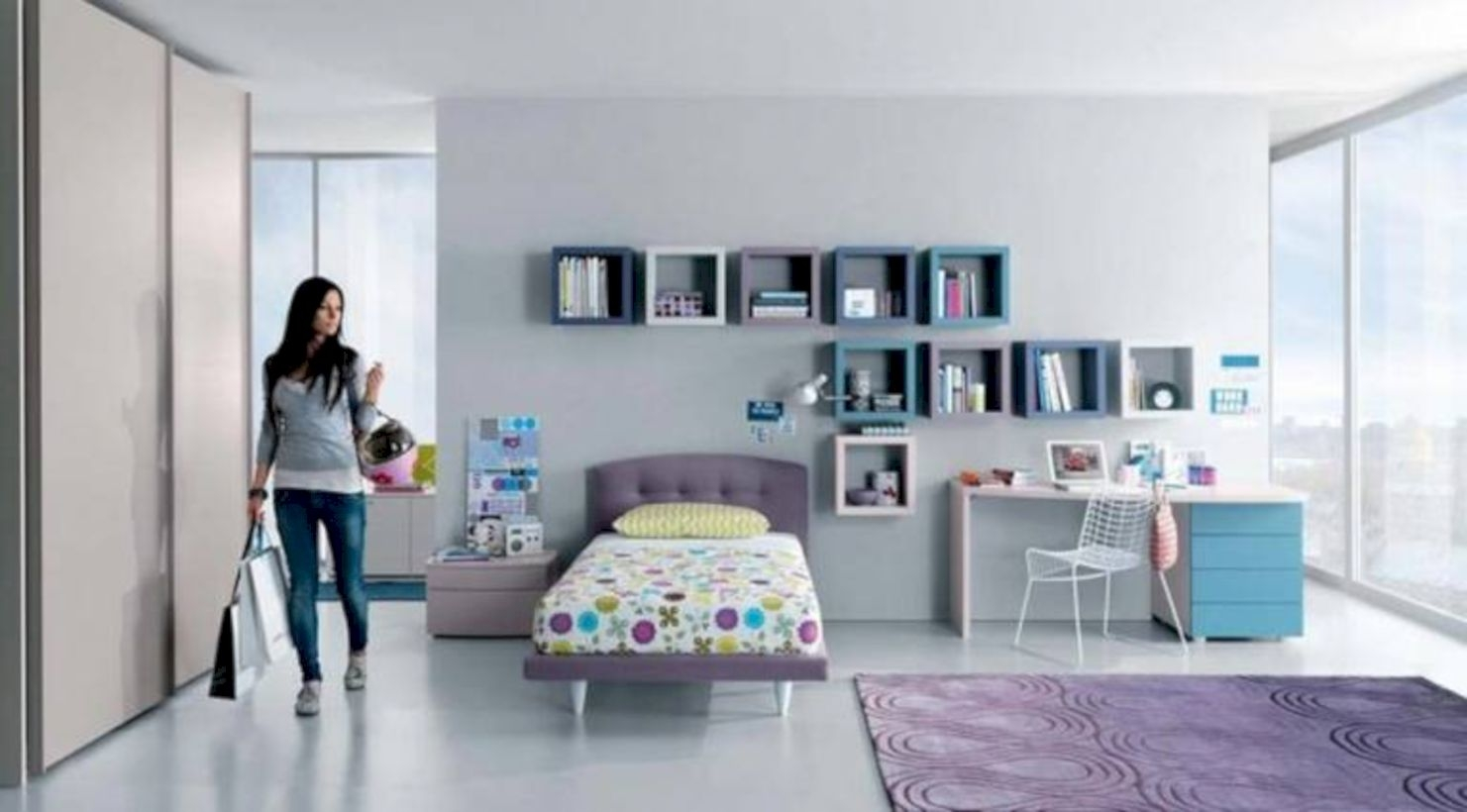 31 amazing ikea teenage girl bedroom ideas  matchness