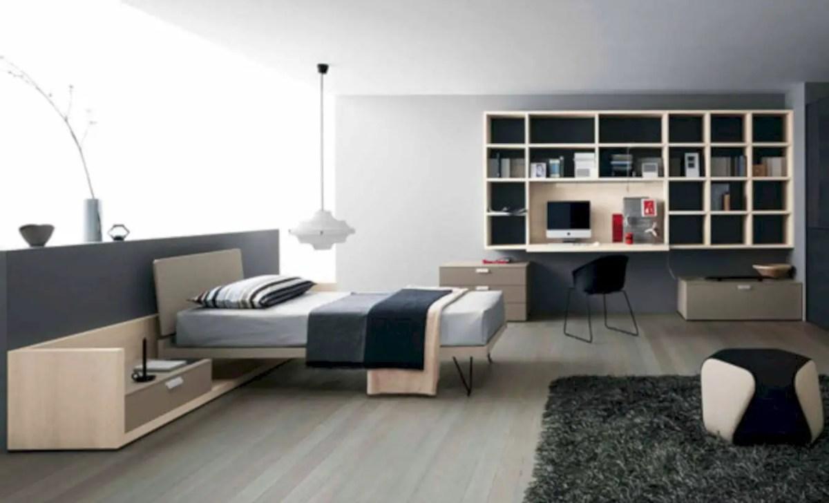 Amazing ikea teenage girl bedroom ideas 07