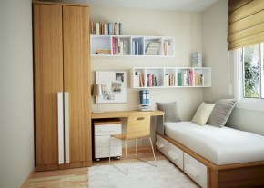 Amazing ikea teenage girl bedroom ideas 15