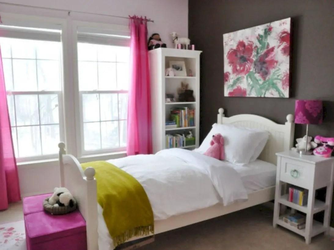 Amazing ikea teenage girl bedroom ideas 19