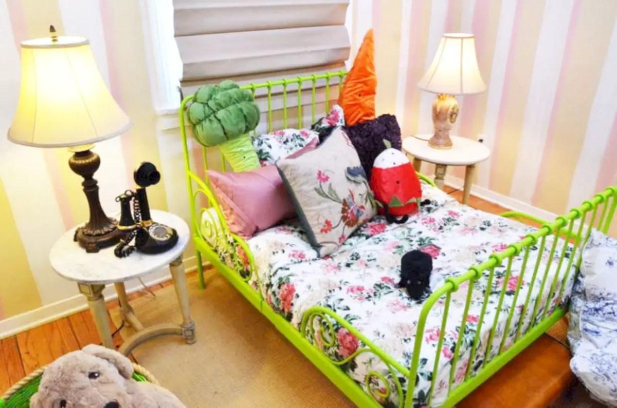 Amazing ikea teenage girl bedroom ideas 24