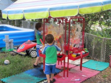 Amazing kid science's lab garden 06