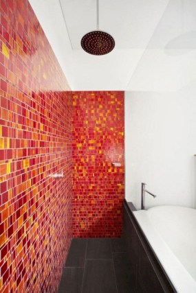 Bathtub and shower tile ideas to beautify your bathroom 09