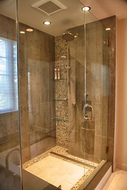 Bathtub and shower tile ideas to beautify your bathroom 12