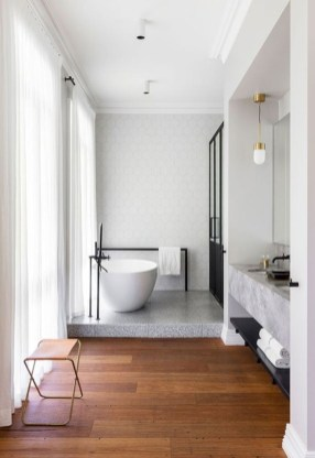 Bathtub and shower tile ideas to beautify your bathroom 18