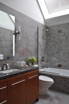 Beautiful bathroom frameless shower glass enclosure 49