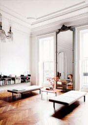 Beautiful living room design ideas with mirror 10