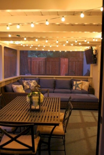 Beautiful porch ideas that will add value your home 17