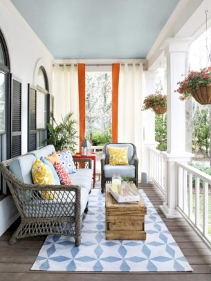 Beautiful porch ideas that will add value your home 41
