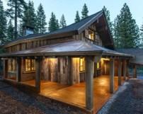 Beautiul log homes ideas to inspire you 05
