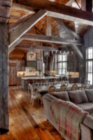 Beautiul log homes ideas to inspire you 08