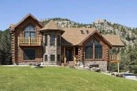 Beautiul log homes ideas to inspire you 20