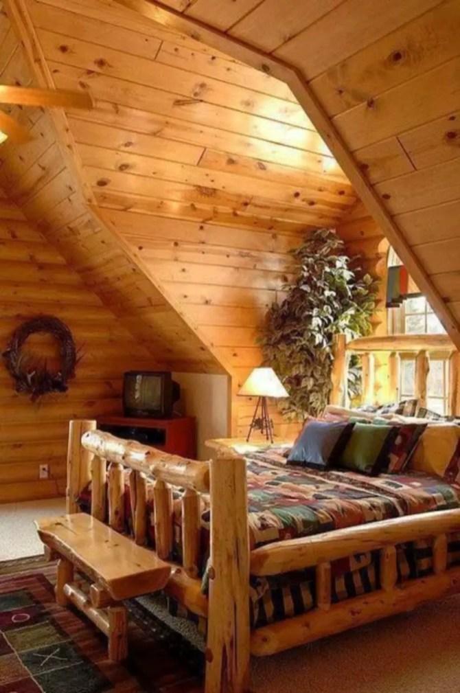 Beautiul log homes ideas to inspire you 22