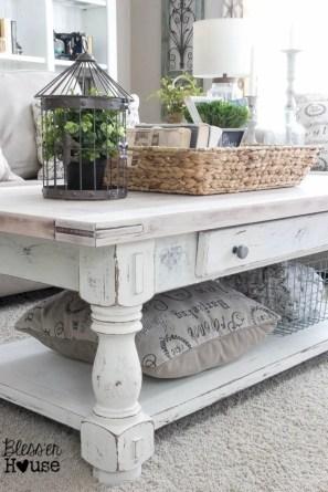 Best chunky farmhouse coffee table 20