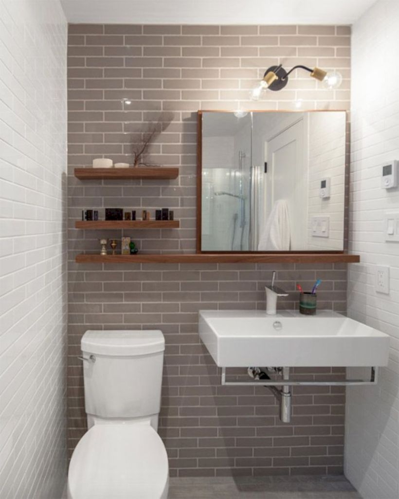 Best classic glass block shower layout 15