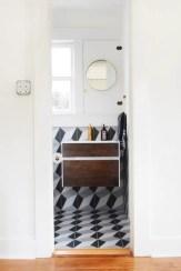 Best modern vintage bathroom reveal 16