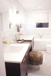 Best modern vintage bathroom reveal 20