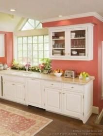 Charming custom kitchens cabinets designs 02