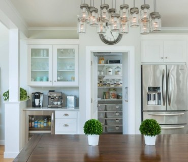 Charming custom kitchens cabinets designs 03