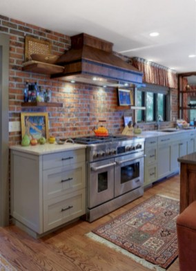 Charming custom kitchens cabinets designs 30