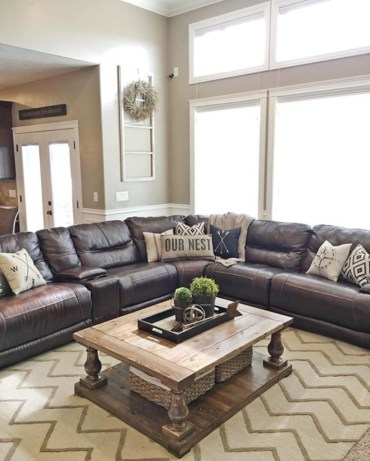 Comfortable sectional sofa for your living room 28