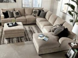 Comfortable sectional sofa for your living room 32