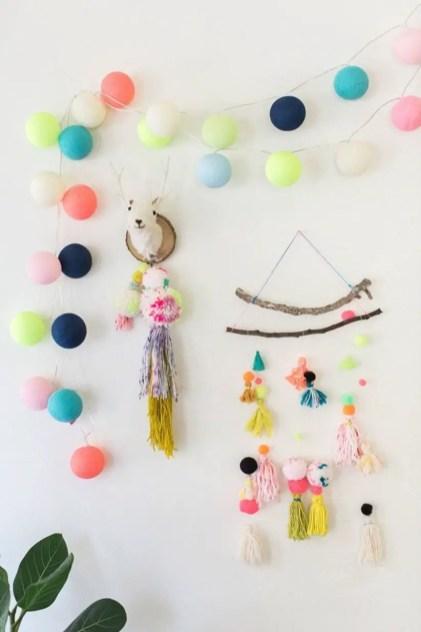 Creative diy mini wall hangings 01
