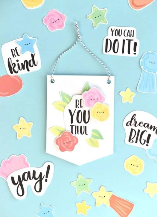 Creative diy mini wall hangings 11