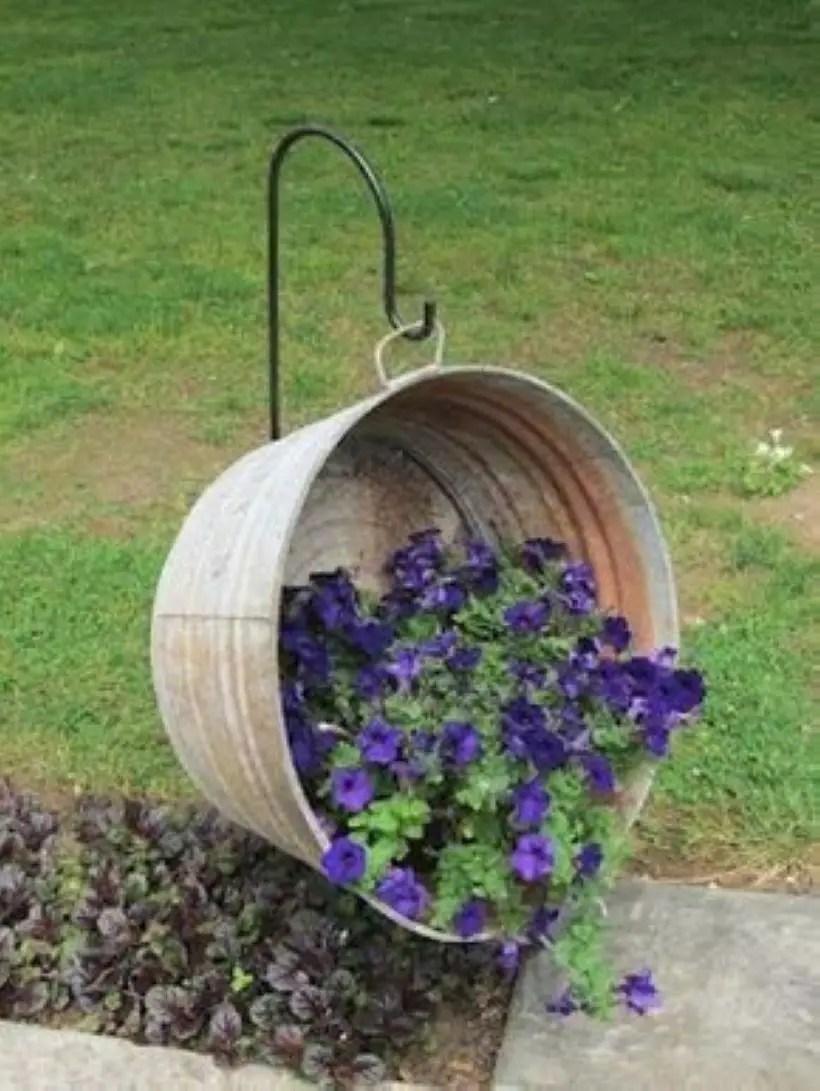 Creative garden potting ideas 10