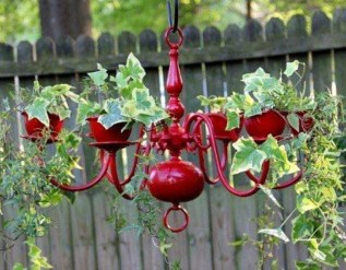 Creative garden potting ideas 34