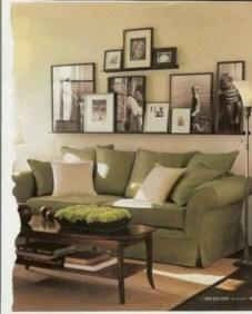 Diy wall shelves ideas for living room decoration 26
