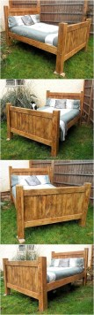 Easy pallet furniture projects for beginners 01