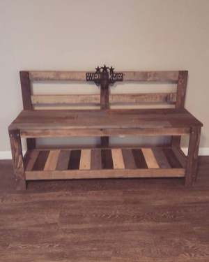 Easy pallet furniture projects for beginners 21