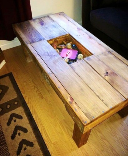 Easy pallet furniture projects for beginners 23