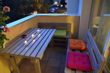 Easy pallet furniture projects for beginners 24