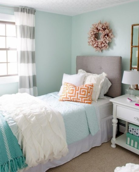 Easy and clever teen bedroom makeover ideas 09