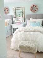 Easy and clever teen bedroom makeover ideas 11