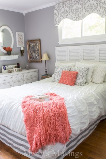 Easy and clever teen bedroom makeover ideas 19