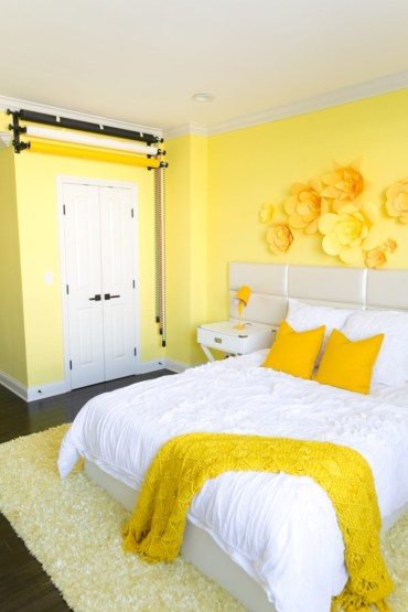 Easy and clever teen bedroom makeover ideas 21