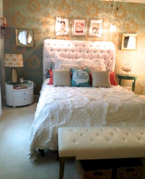 Easy and clever teen bedroom makeover ideas 30