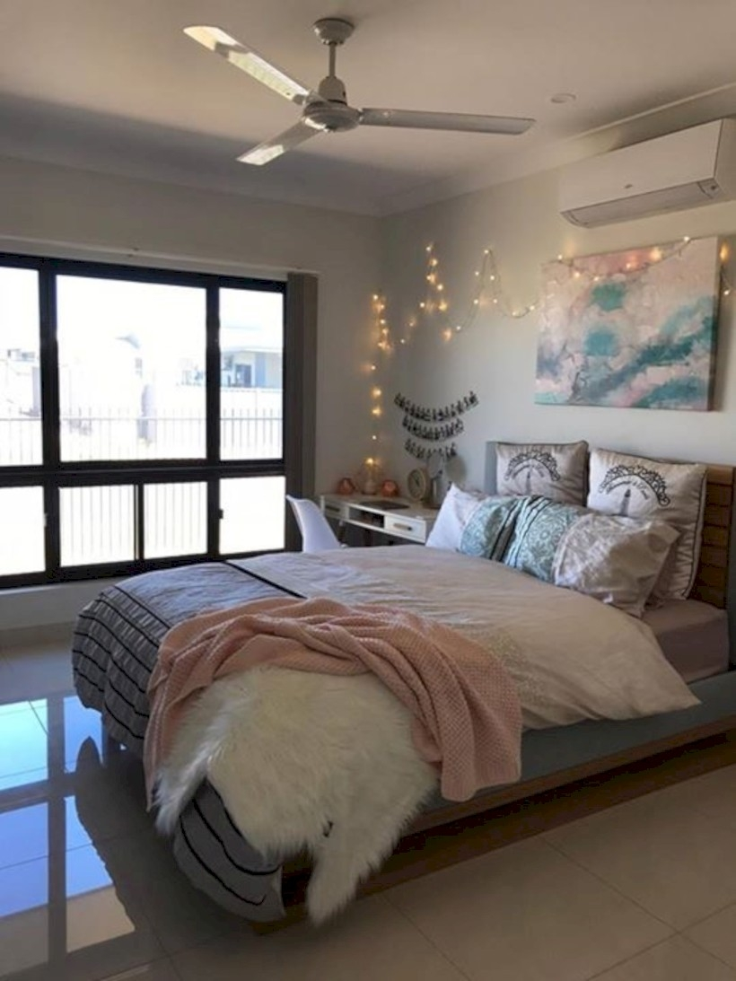 Easy and clever teen bedroom makeover ideas 39