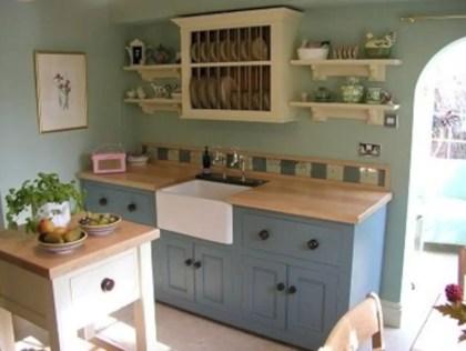 Fabulous small kitchen ideas with farmhouse style 05