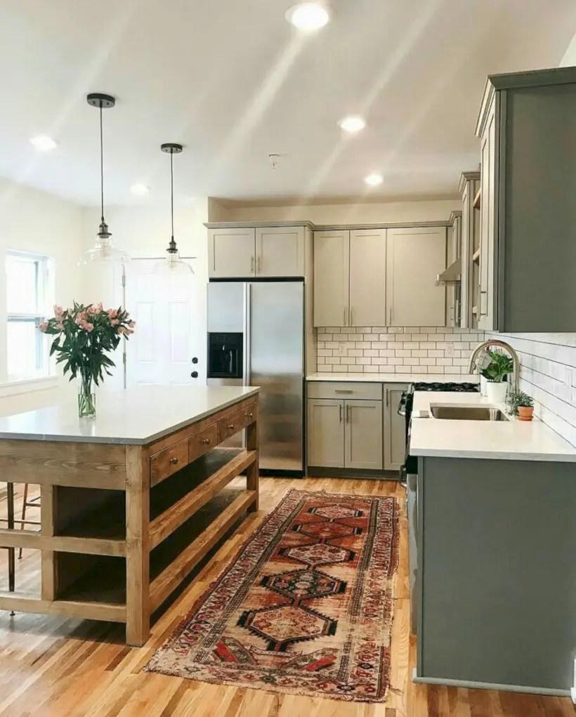 47 Fabulous Small Kitchen Ideas With Farmhouse Style ...