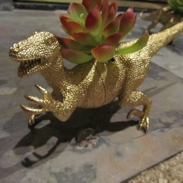 Faux cactus and succulent projects and ideas to decorate your home 07