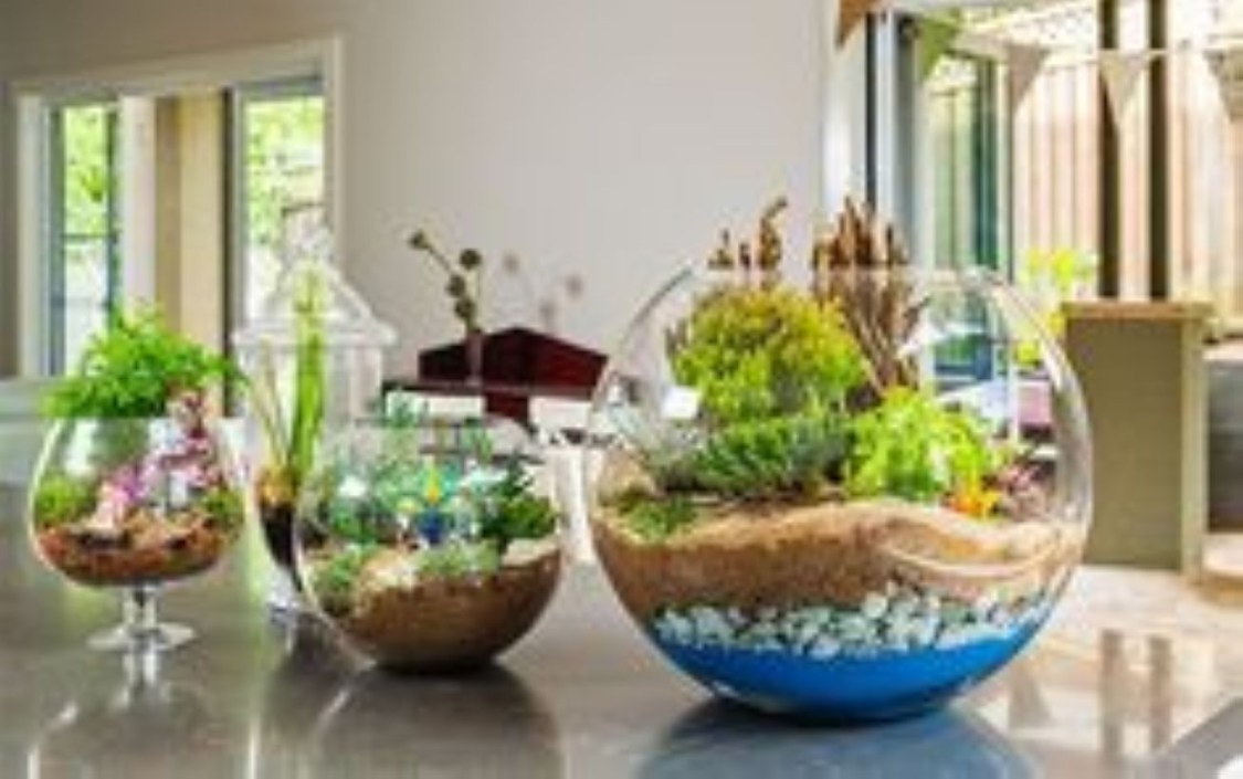 Faux cactus and succulent projects and ideas to decorate your home 22
